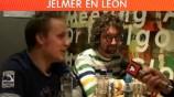 Jelmer en Leon