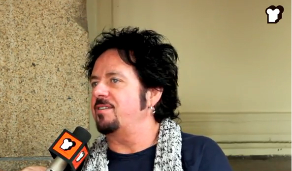 "Steve Lukather interview about his new Album ""Transition"""