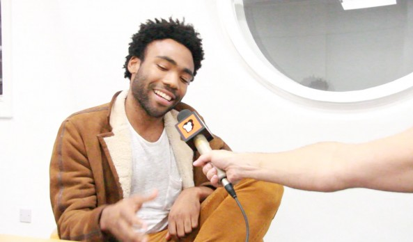 Childish Gambino (Donald Glover) interview Toazted XL 2013